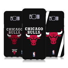 OFFICIAL NBA CHICAGO BULLS 2 BLACK SOFT GEL CASE FOR SAMSUNG PHONES 1