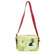 GORJUSS Santoro Kori Kumi Coated Shoulder Bag - Blowing Kisses 456KK01