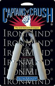 IronMind Captains of Crush Hand Gripper The Gold 8. No. 2.5 (237.5 lb)