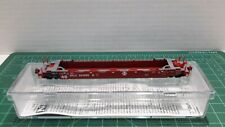 N Scale Micro Trains 70' Husky Stack Well Car 'ATSF' Item #13500142