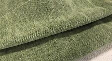 Manuel Canovas Solid Plain Heavy Chenille Upholstery Fabric Tivoli Sauge 8.25 yd