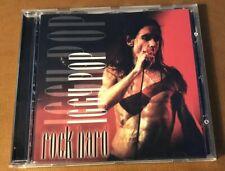 Iggy Pop Cd Rock Hard Rare