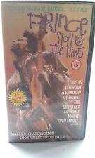 PRINCE - Sign O The Times VHS VGC