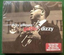 Dizzy Gillespie Gettin' Dizzy New Mint Sealed CD x 2