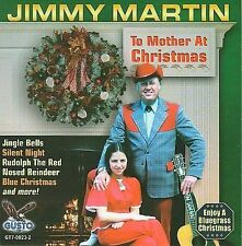 """JIMMY MARTIN, CD """"TO MOTHER AT CHRISTMAS""""  NEW SEALED"""