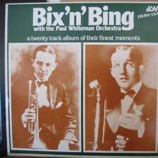 BING CROSBY Bix Beiderbecke PAUL WHITEMAN Bix 'n' Bing