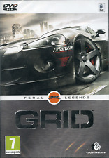 GRID racing game for Mac OS 10.7 onwards Full retail version new & sealed