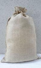 3 x Jutesäcke 50 x 80 cm Kartoffelsäcke 25 Kg Jute Sack Säcke  *TOP*