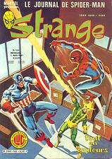 Comics Français  Lug - Semic    Strange    N° 140