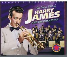 Harry James & His Orchestra - The Very Best - 4 Cd Set - Reader`s Digest