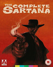 The Complete Sartana Collection [Blu-ray] [Blu-ray] - DVD - Free Shipping. - New