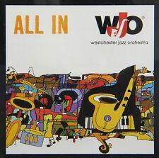 all in - westchester jazz orchestra