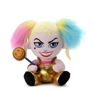 KidRobot Phunny DC Birds of Prey Harley Quinn 8 Inch Plush Designer Stuffed Toy