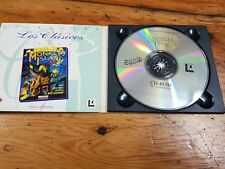 PC LeChuck revenge Monkey Island 2 España erbe 1996
