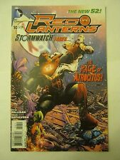 August 2012 DC Comics Red Lanterns #10 The Rage Of Atrocitus <VF/NM> (JB-69)