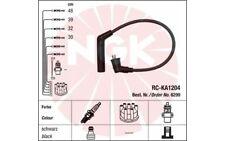 NGK Juego de cables encendido HYUNDAI GETZ ATOS i10 KIA PICANTO 6299