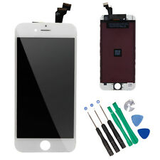 Tool Kit w/White Touch Digitizer + LCD Display Screen Assembly for iPhone 6 4.7""