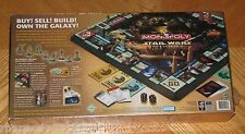 Monopoly STAR WARS Episode 1 Collector Edition 3-D Game vtg 1999 Hasbro - Sealed