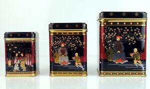 Traditional Chinese Tea Caddies - Loose Leaf Tea Coffee Infuser Strainer Teapot