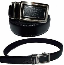 Leather Belt, Men's belt, Quick lock belt. Auto lock belt, Dress/casual belt NWT
