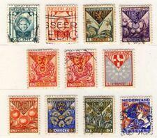 Timbres neufs des Pays-Bas et de ses anciennes colonies de 1920 à 1929
