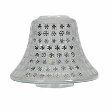 Aromatize Snowflakes Mosaic Candle Lamp Candle Accessory