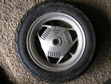 Yamaha Riva 125 Off 1988 XC 125 front wheel rim tire