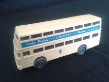 WIKING BUS A IMPÉRIALE BUSSING GERMANY VINTAGE FLUGHAFEN TRINKY MILCH JEDEN TAG