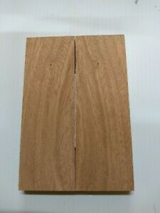 Sapele Knife Scales 20I27