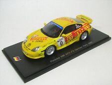 Porsche 996 gt3 nº 0 rally 2001