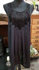 Ted baker black dress tunic 4 or 14