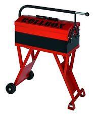 Dinzl Werkzeugkoffer Werkzeugkiste Werkzeugkasten Rollbox Metall Toolbox