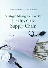 Health Care Supply Chain pb by Schneller  New 9781118193426 Fast Free Shipping-