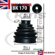 New Genuine SHAFTEC Driveshaft CV Boot Bellow Kit BK170 MK1 Top Quality