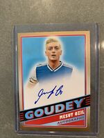 2020 UD Goodwin Champions MESUT OZIL Goudey Auto Autograph Sp ON Card Upper Deck