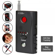 Hidden Camera Detector Spy Smoke Hidden Wifi Finder Motion Detectors Anti Vision