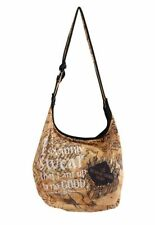 Harry Potter Purse, Marauders Map I Solemnly Swear, Bag, Hobo, Tote, New