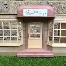 Vintage Sylvanian Families Spares | Village Boutique Shop Front Building Sign b