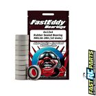 FastEddy  6x12x4 Rubber Sealed Bearing MR126-2RS 10 Units TFE272