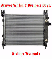 Radiator For Durango 00-03 Dakota 00-04 2.5 L4 3.9 V6 4.7 V8