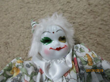 """Clown (S): Hayes: 6.5"""": Floral Clothing"""