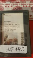 cassette dcc vivaldi Oboe Concertos