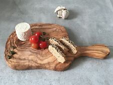 Cutting Board Olive Wood / for Chopping, Cheese, Herbs / handcrafted, 13x7.5''