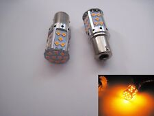 2x 30W Samsung 3030SMD 2008-2011 C300 C350 ONLY Canbus 7507  Rear Signals Amber