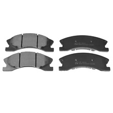 Front Brake Pad Set Inc Additional Parts Fits Jeep Grand Ch Blue Print ADA104217