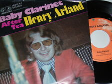 "7"" - Henry Arland Baby Clarinet & After Tea # 4709"