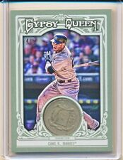 ROBINSON CANO 2013 TOPPS GYPSY QUEEN HOMETOWN CURRENCY COIN RELIC #'D 4/5