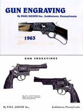 Jaeger Gun Engraving 1963 Catalog