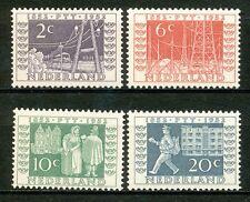 Nederland  588 - 591 postfris