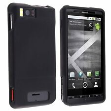 For Motorola Droid X MB810 X2  Rubberized Snap-On HARD Protector SKIN Case Cover